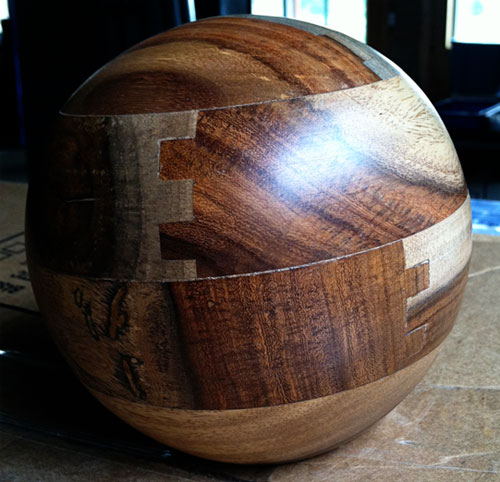 Wooden-Orb